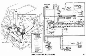 F100 65 Ford Econoline Wiring Diagram