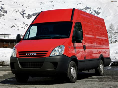 Iveco Daily Van 2006–09 Wallpapers (2048x1536