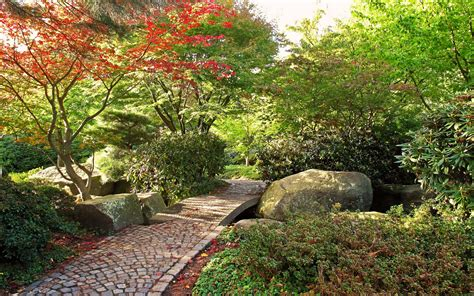 Garden Wallpaper by Alter Botanical Gardens Computer Wallpapers Desktop