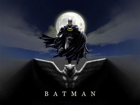 Download Free Batman HD Wallpaper