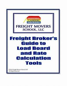 Pin On Freight Broker Training Manuals  U0026 Dispatcher