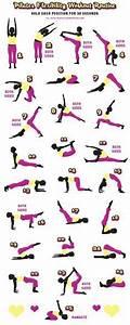Pilates Warm Up Diagram