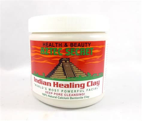 Aztec Healing Clay Mask Review  The Beauty Junkee