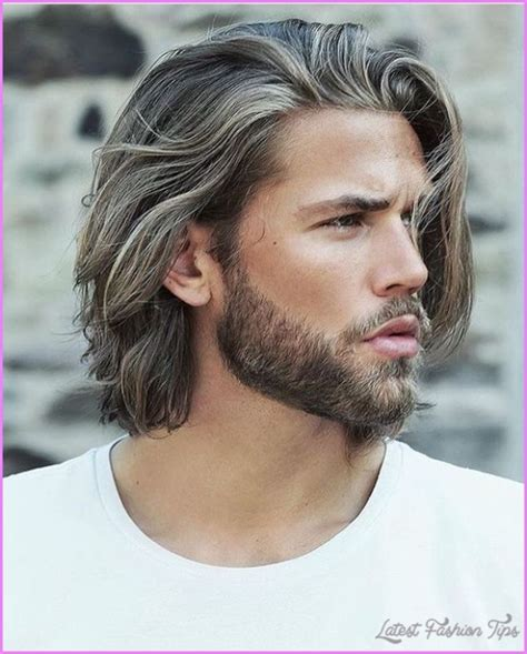 Mens Hairstyles by Mens Hairstyles Summer 2018 Latestfashiontips