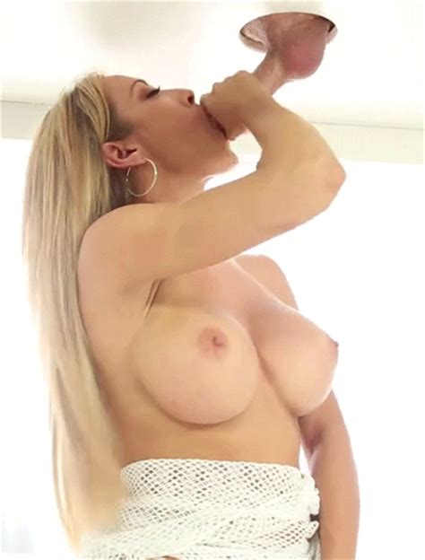 Sex Goddess Uses Both Hands To Jerk Off A Dick