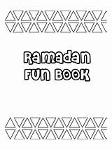 Ramadan Coloring Pages Islamic sketch template