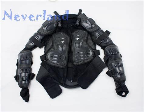 Motorcycle Motocross Full Body Armor Guard Chest Shoulder