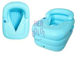 portable spa folding bathtub inflatable bath tub kit for