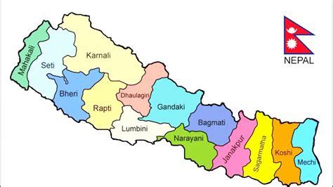 draw map  nepal step  step map  nepal