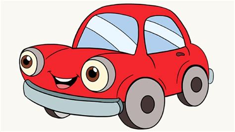 Baby Car Cartoon Welly 3d Cartoon Video Songs For Kids And