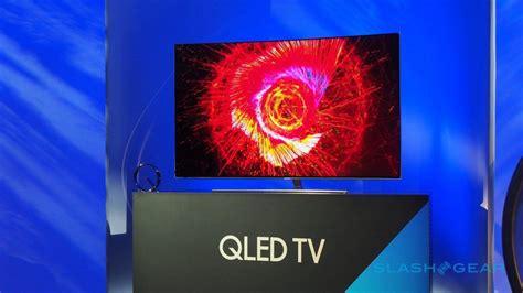 Tv Qled Samsung Samsung S Qled Tvs Go On Sale The Frame Quot Tv Quot Lands Slashgear