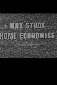 Why Study Home Economics? (1955) directed by Herk Harvey ...