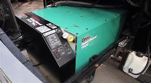 Replacing The Fuel Filter On An Onan Quiet Diesel Generator