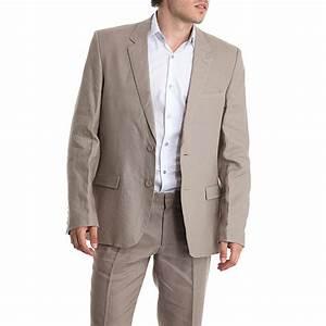 Costume complet homme en lin car interior design for Charming quelle couleur avec le bleu 0 quelle couleur de costume pour homme choisir