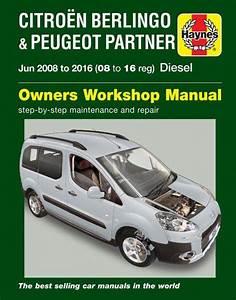 Citroen Berlingo  U0026 Peugeot Partner Diesel 2008