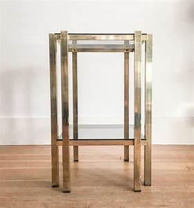 Art, Deco, Side, Table, U2013, Gild, And, Co