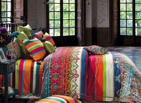 boho chic bedding sets bohemian style bedding  comfy