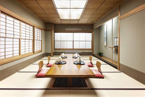 chambre japonaise table salle a manger japonaise
