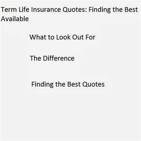 term insurance quotes term quotes photograph insurance quotes find t