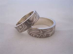 mokume gane wedding rings meaning quot wood metal quot in With samurai wedding ring