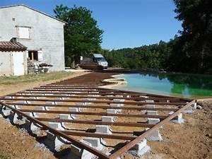 Bois Pour Terrasse Piscine : terrasse bois piscine ipe diverses id es de ~ Zukunftsfamilie.com Idées de Décoration