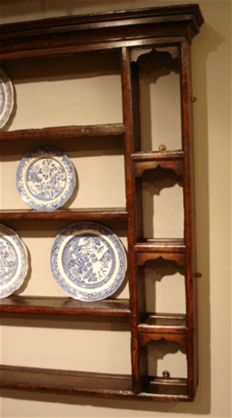 georgian oak delft rack antique plate rack wall shelves uk antique wall shelves mahogany