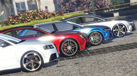 audi rims pack gta5 mods com