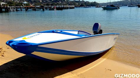 Folding A Boat by Meet Quickboats The Aussie Made Folding Boat Of The