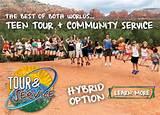 Teen summer tours service