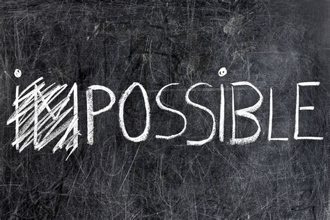 Impossible Is Possible  John Stroup