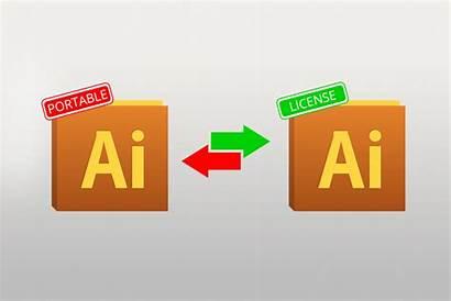 Illustrator Adobe Cs5 Portable Cc