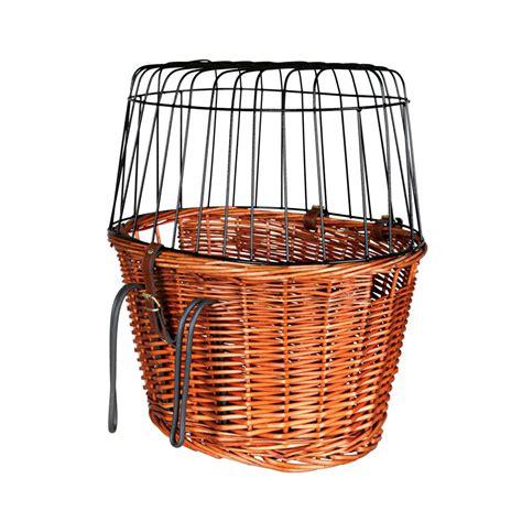 Trixie Fahrradkorb Mit Gitter Günstig Kaufen Bei Zooroyal