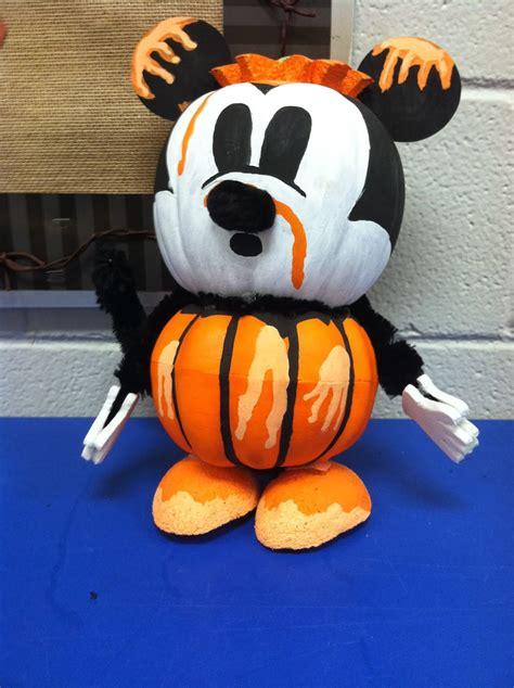 mickey mouse pumpkin ideas mrs mcdonald s 4th grade classroom pumpkin decorating ideas