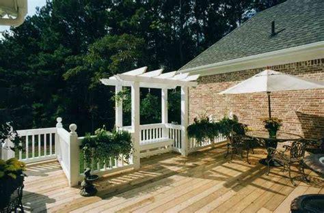 interior design patios and decks