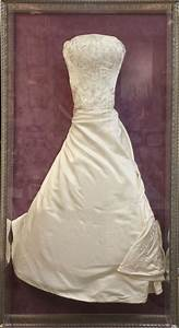17 best images about wedding dress display on pinterest With wedding dress frame