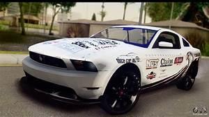 Ford Mustang Cobra : ford mustang 2010 cobra jet for gta san andreas ~ Medecine-chirurgie-esthetiques.com Avis de Voitures