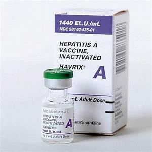 Havrix Hepatiti... Hepatitis A Vaccine