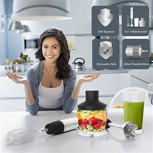 Top 10 Best Immersion Hand Blenders In 2020 Reviews