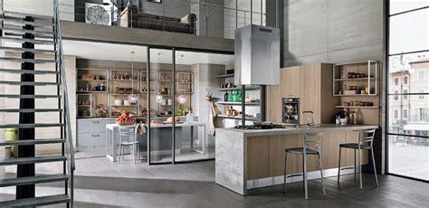 House Arredamenti by Arredamenti Per Loft Moderni Cucine Zona Living