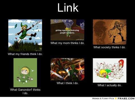 Link Meme - link meme generator what i do