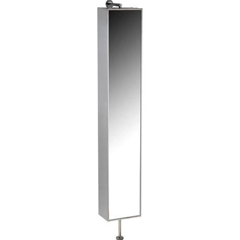 Armoire De Toilette, Imitation Métal, L30 Cm Urban