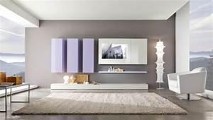 Wohnzimmer Gestalten Grau : wohnzimmer streichen 106 inspirierende ideen ~ Michelbontemps.com Haus und Dekorationen