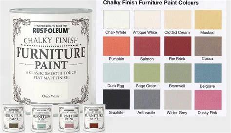 rustoleum chalk paint colors chart rust oleum chalk chalky furniture paint 750ml 125ml chic shabby vintage paints ebay