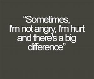 Being Hurt Sayi... Hurt Meaning Quotes