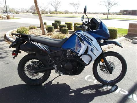 2012 Kawasaki Klr 650 Dual Sport For Sale On 2040-motos