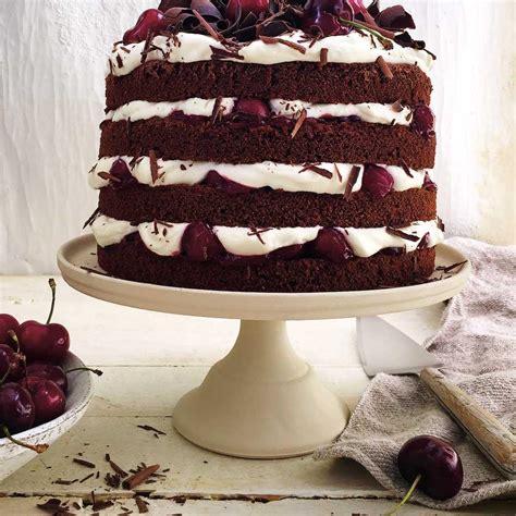 les meilleurs recettes de cuisine gâteau forêt ricardo