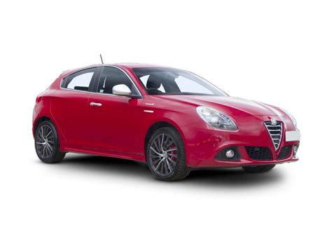 New Alfa Romeo Giulietta Cars For Sale