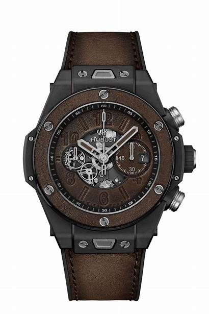 Berluti Bang Cold Brown Unico Hublot Mm