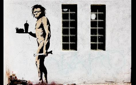 Banksy Graffiti Art