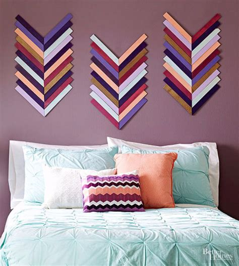 They are the perfect place to be creative and express your style. 15 Super Creative DIY Wall Art Ideas That Will Expand Your ...